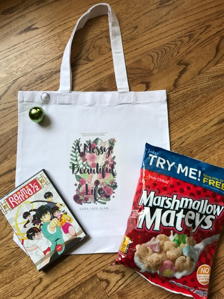 A Messy, Beautiful Life prize package