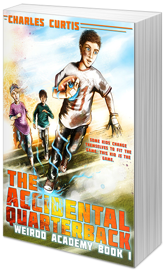 The Accidental QB Cover