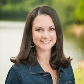 Gina Ciocca author photo