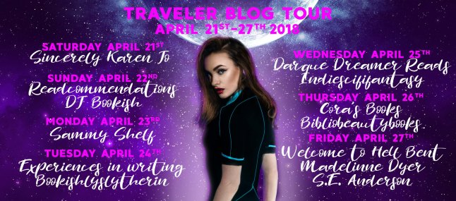Traveler Blog Tour All Blogs