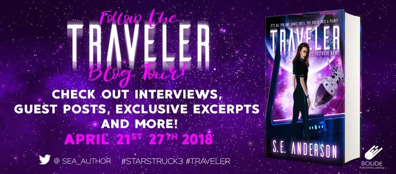 Traveler Blog Tour Banner