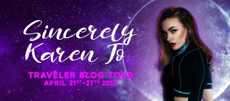 Traveler Blog Tour Sincerely Karen Jo