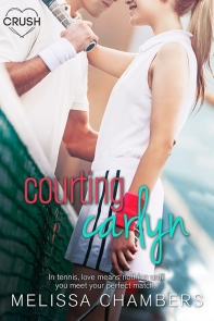 COURTING CARLYN by Melissa Chambers