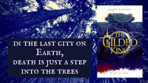 The Gilded King promo slide