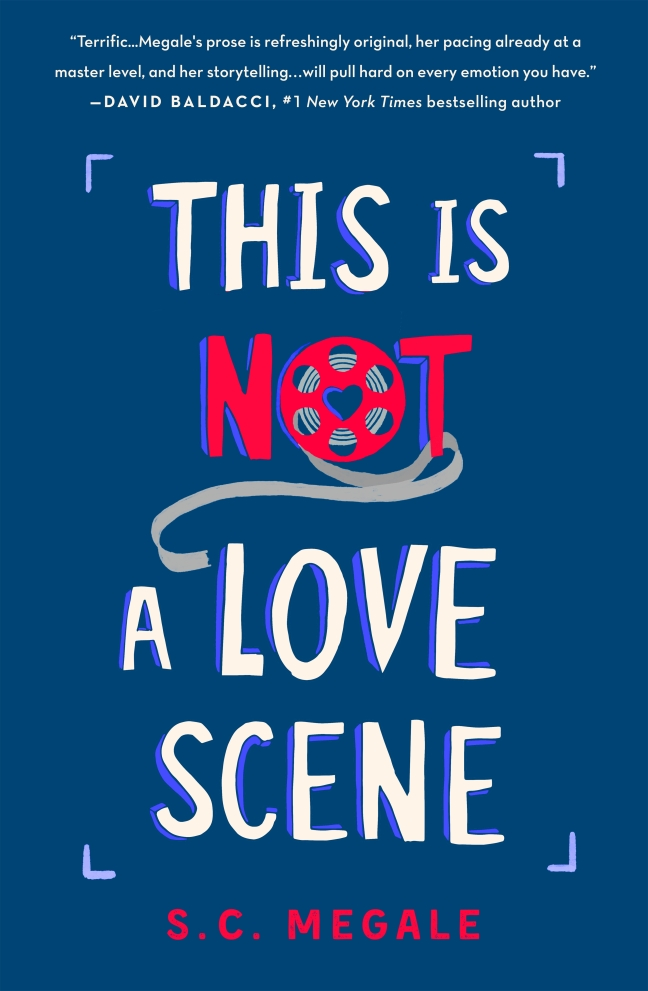 This is Not a Love Scene_COVER