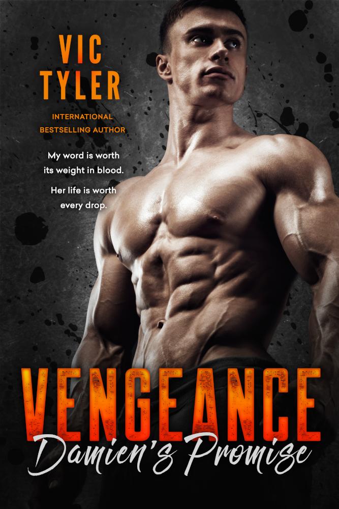 COVER - Damien's Promise (VENGEANCE)