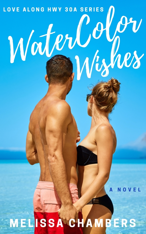 WaterColor Wishes Cover
