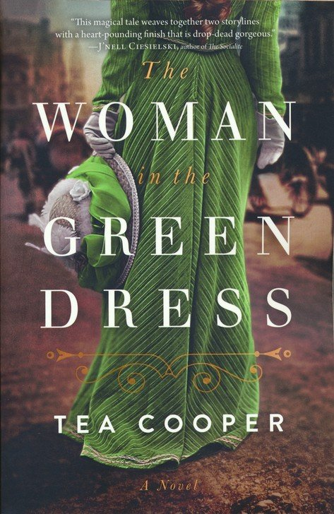 thewomaninthegreendress